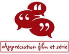 Appréciation de film et de série
